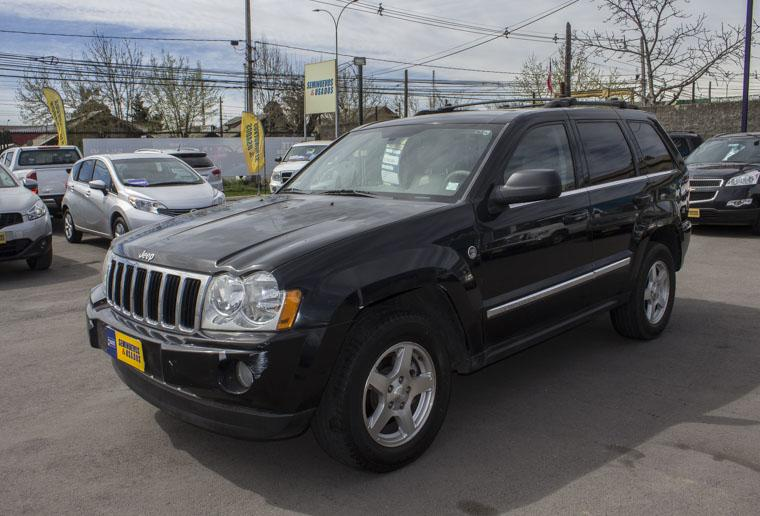 JEEP GRAND CHEROKEE  4.7 AUT 2008