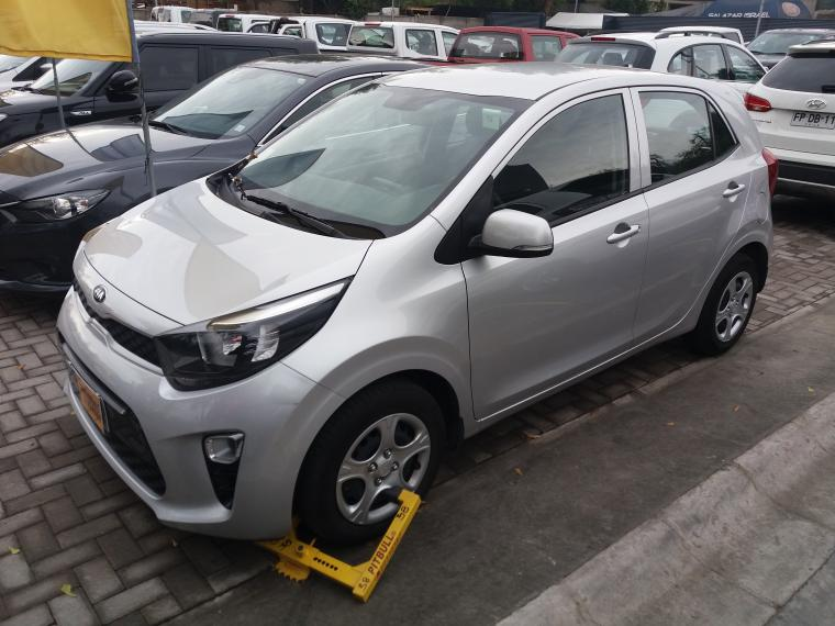 KIA MORNING MORNING EX 1.2 2018