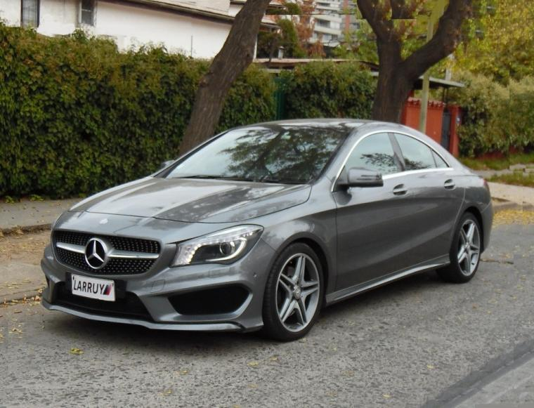 MERCEDES BENZ CLA 220 2013