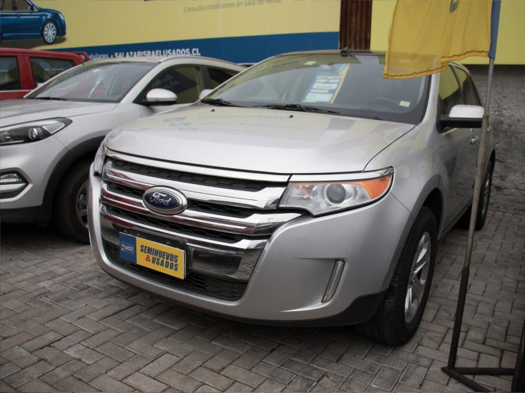 FORD EDGE EDGE SEL AWD 3.5 AUT 2014