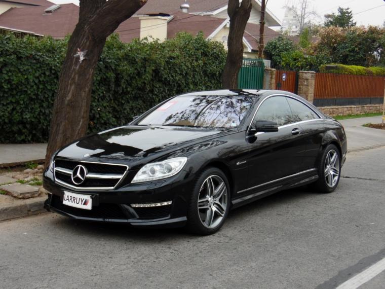 MERCEDES BENZ CL 63 2011