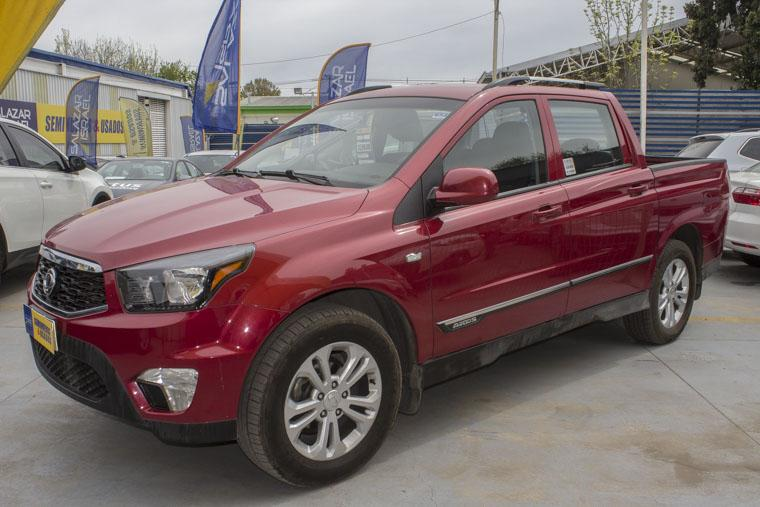 SSANGYONG ACTYON NEW ACTYON SPORT 2.0 AUT 2017