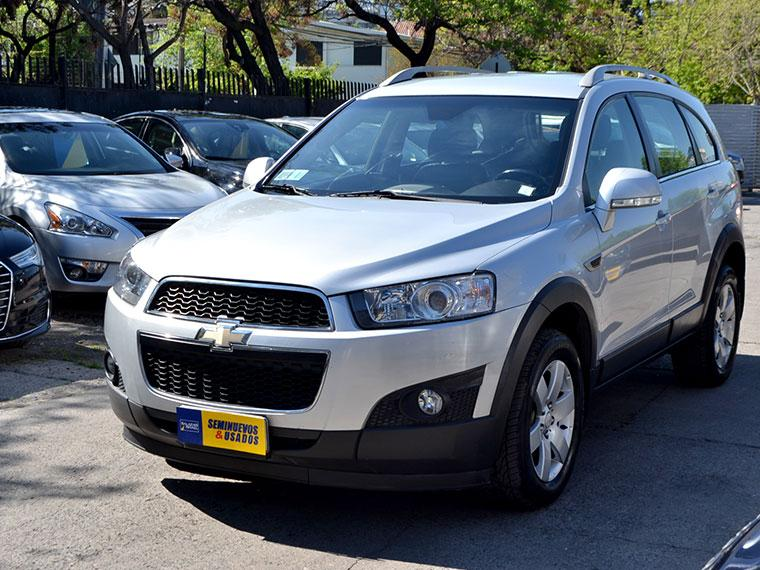 CHEVROLET CAPTIVA CAPTIVA II LT 2.4 AT 2012