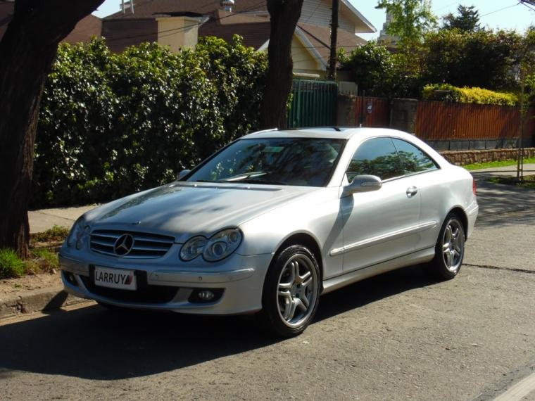 MERCEDES BENZ CLK 280 2008