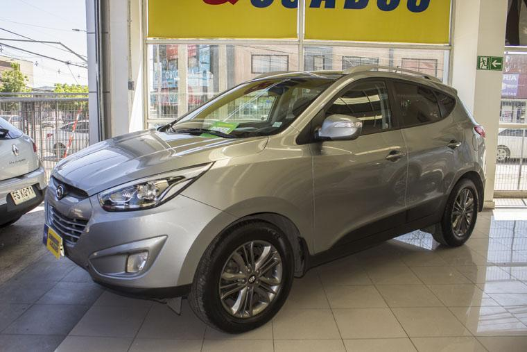 HYUNDAI TUCSON NEW TUCSON GL 4WD 2.0 AT 2014