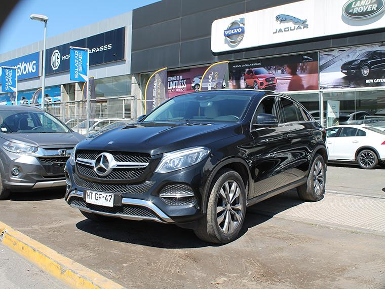 MERCEDES BENZ GLE 350  D COUPE 2016