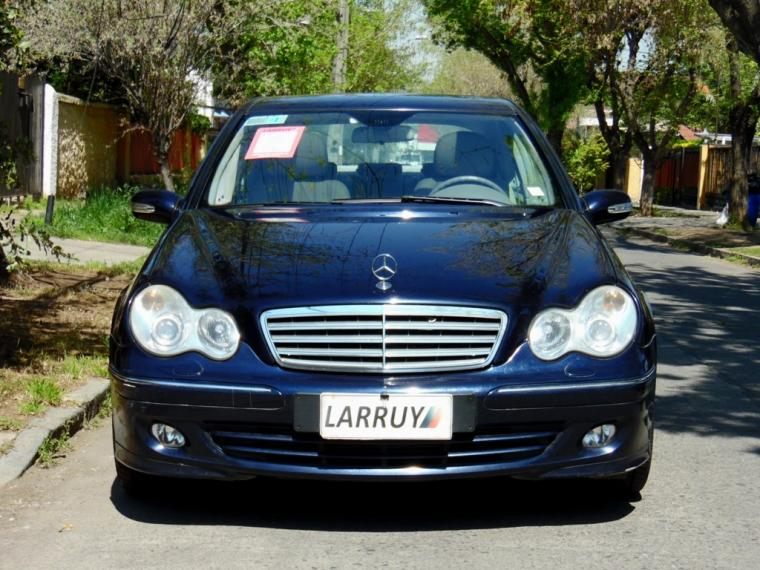 MERCEDES-BENZ C 200  Kompressor 2007