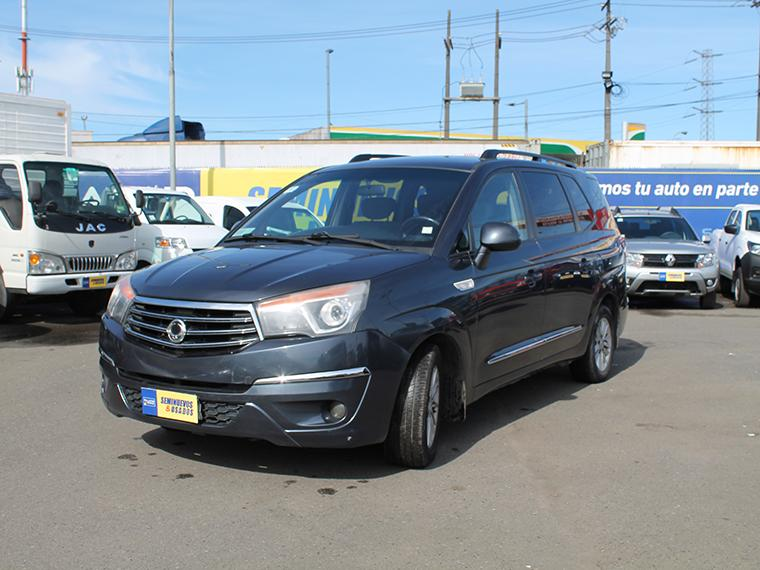 SSANGYONG STAVIC STAVIC 2.0 2014