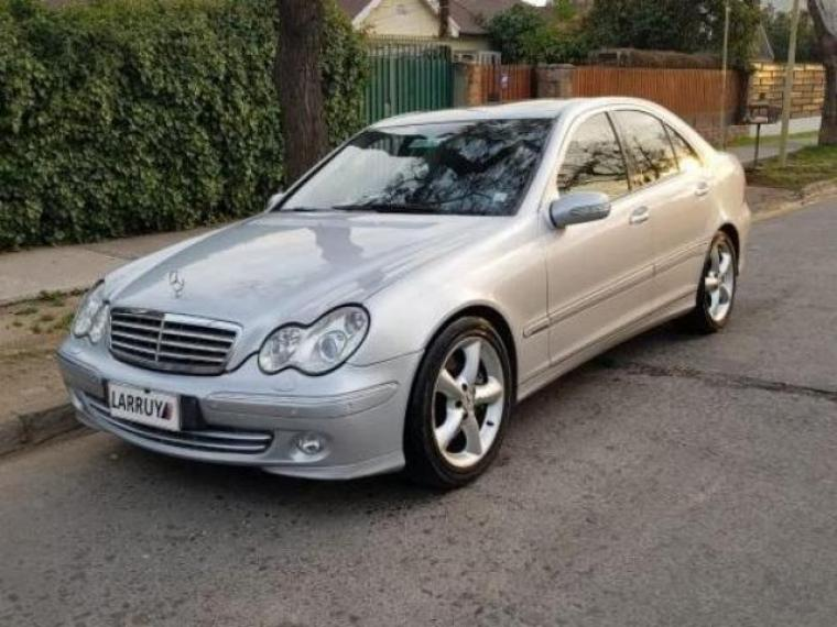 MERCEDES-BENZ C 200  Kompressor 1.8 Aut 2008