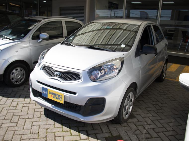 KIA MORNING MORNING LX 1.0 2015