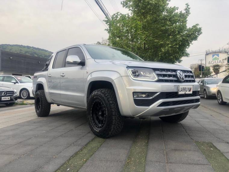 VOLKSWAGEN AMAROK  2.0 TDI Highline Auto LED 4 Motion 2017