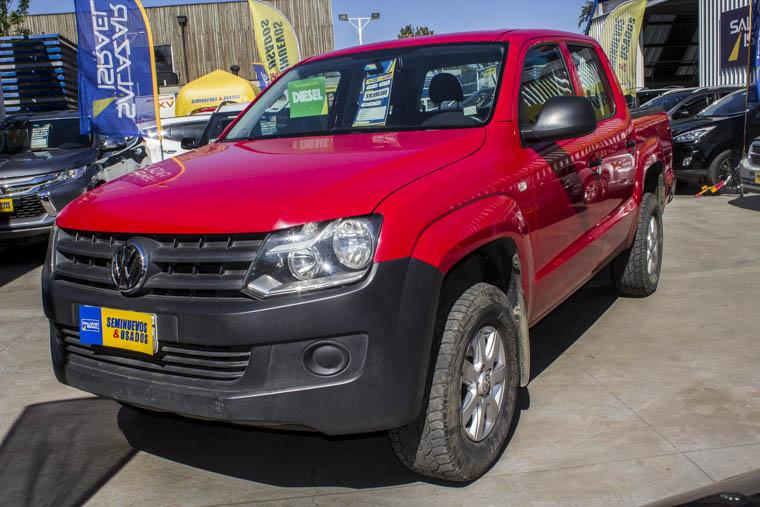 VOLKSWAGEN AMAROK AMAROK POWER PLUS 2.0 2014