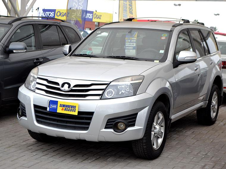 GREAT WALL HAVAL 3 HAVAL H3 LE 2.0 2012