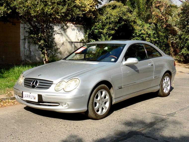 MERCEDES BENZ CLK 320 2006