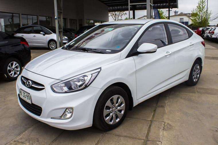 HYUNDAI ACCENT RB GL AT 2016
