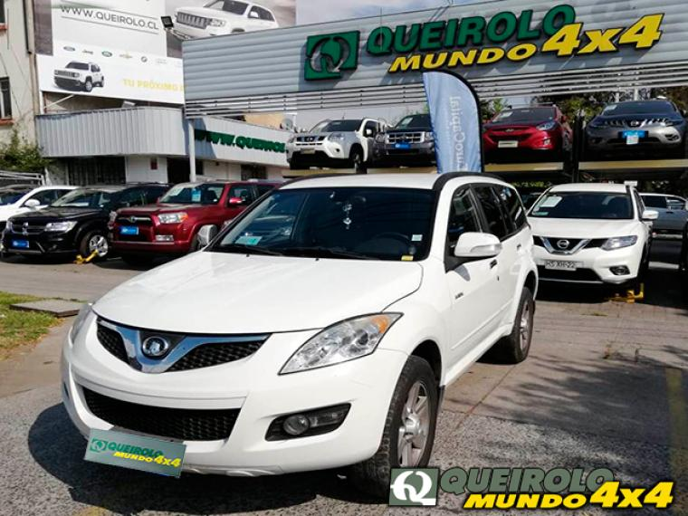 GREAT WALL HAVAL 5 2013