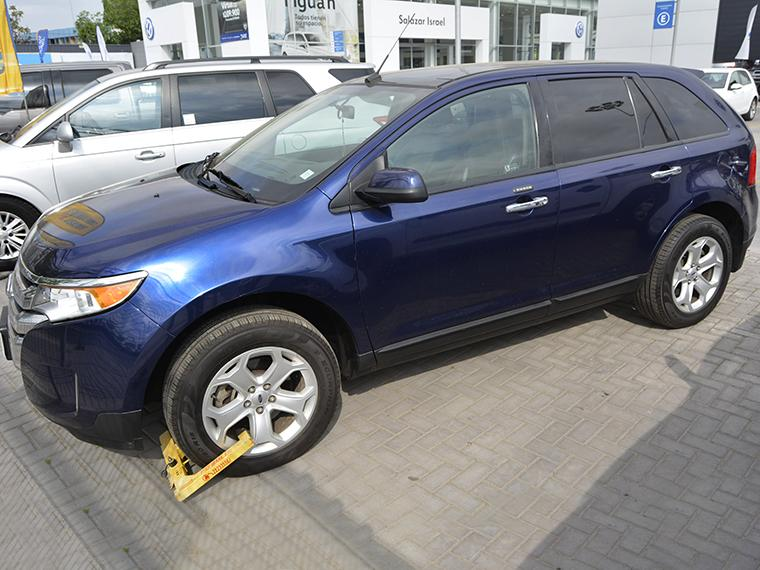 FORD EDGE  AWD 3.5 2012