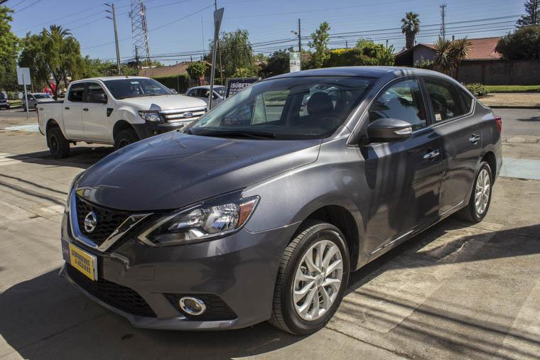 NISSAN SENTRA NEW SENTRA ADVANCE 1.8 2017