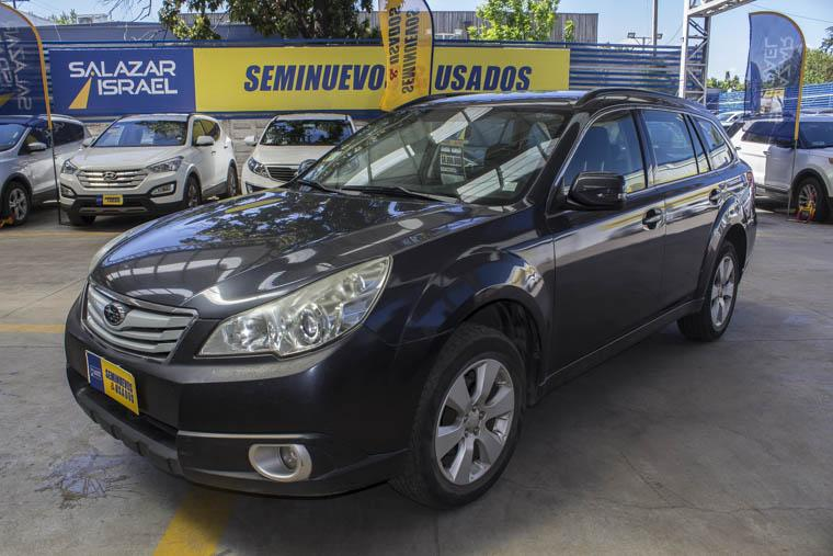 SUBARU OUTBACK ALL NEW  XS AWD 2.5I AUT 2012