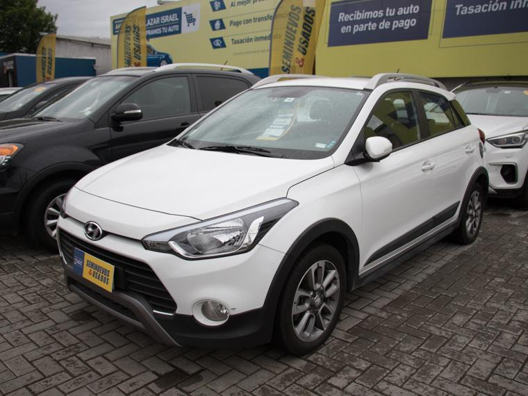HYUNDAI I-20 I20 ACTIVE 1.4 AT GL 2AB ABS 2018 2018