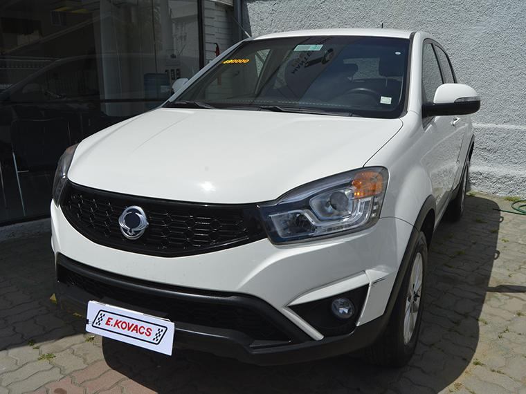 SSANGYONG KORANDO 2.0 AT 2015