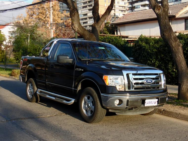 FORD F-150  XLT 4X4 3.7 AUT 2012