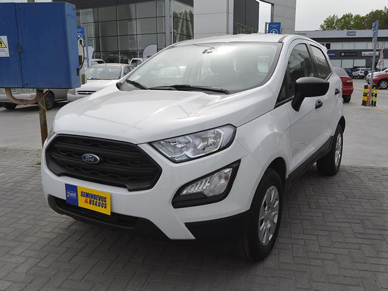 FORD ECOSPORT  S 1.5 2018