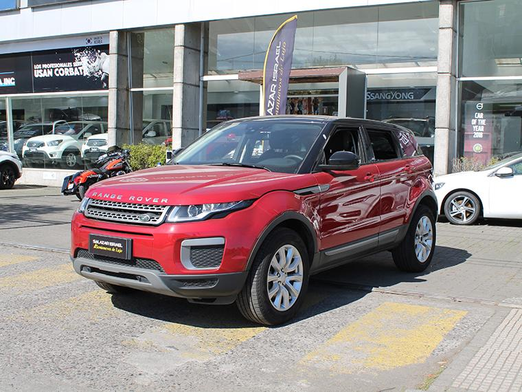 LAND ROVER EVOQUE  AWD 2.0I PURE AUT 2018
