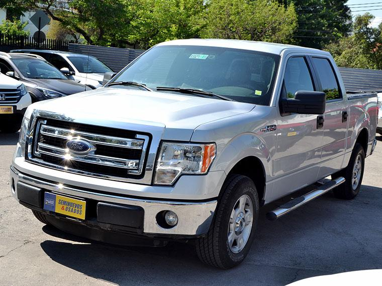 FORD F-150  XLT 3.7 4X2 AUT 2014