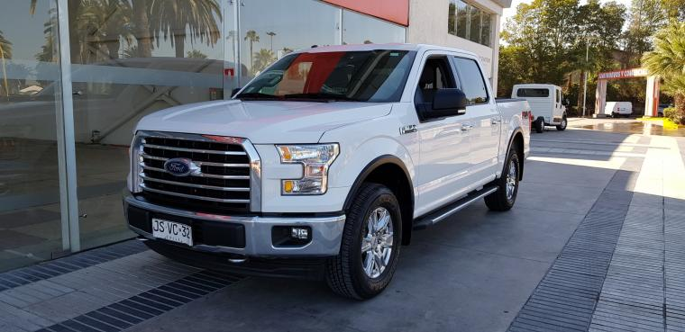 FORD F-150  XLT 5.0 4X4 AUT 2017