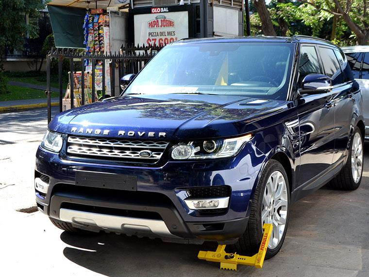 LAND ROVER RANGE ROVER  SPORT SUPERCHARGED 5.0 2014