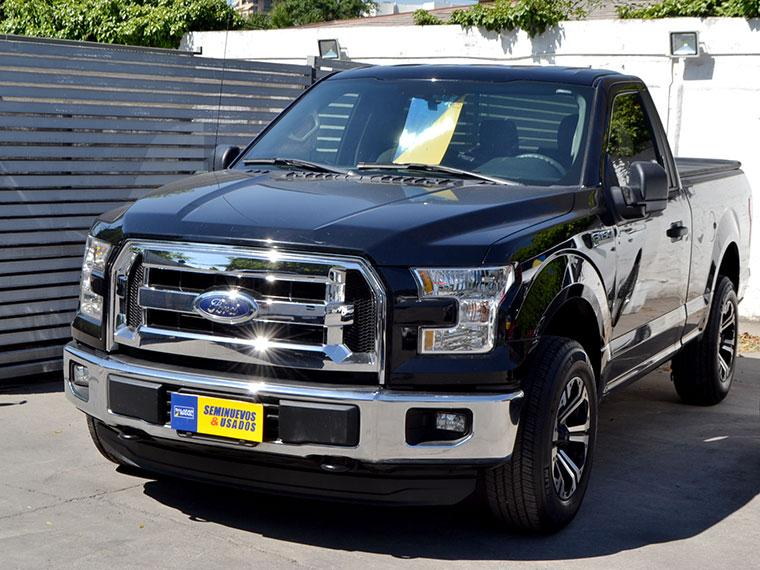 FORD F-150  XLT 3.5 AUT 2017