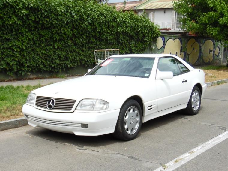 MERCEDES BENZ SL 320 1995