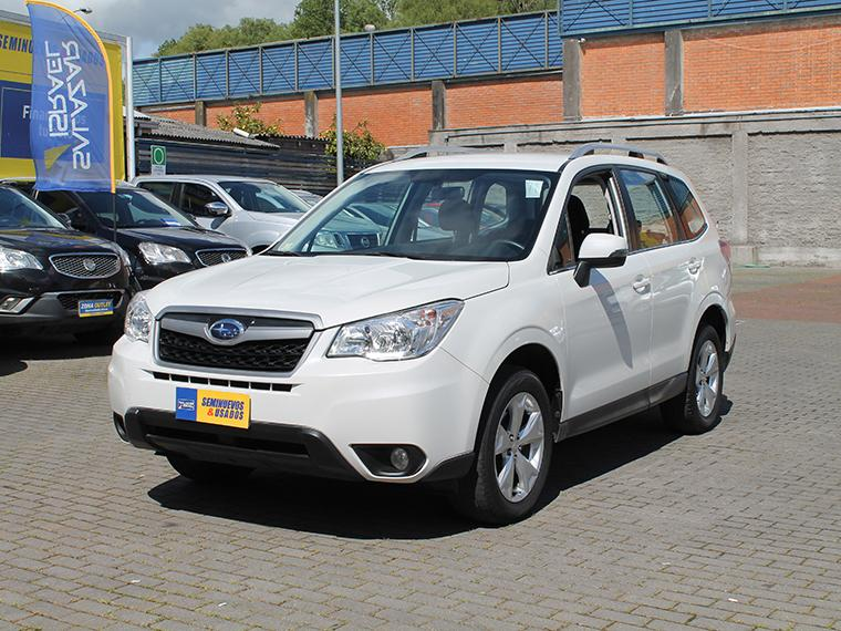 SUBARU FORESTER ALL NEW FORESTER  XS AWD 2.0 AUT 2015