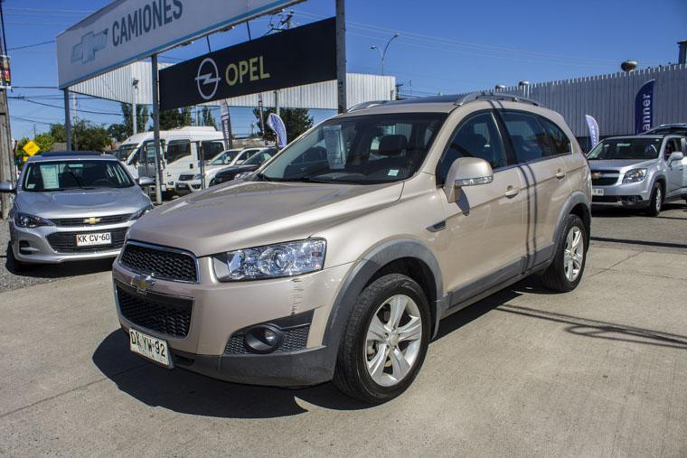 CHEVROLET CAPTIVA II LT FULL AWD 2012