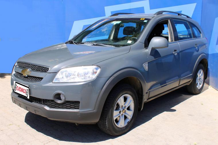 CHEVROLET CAPTIVA LS 2.4 2011