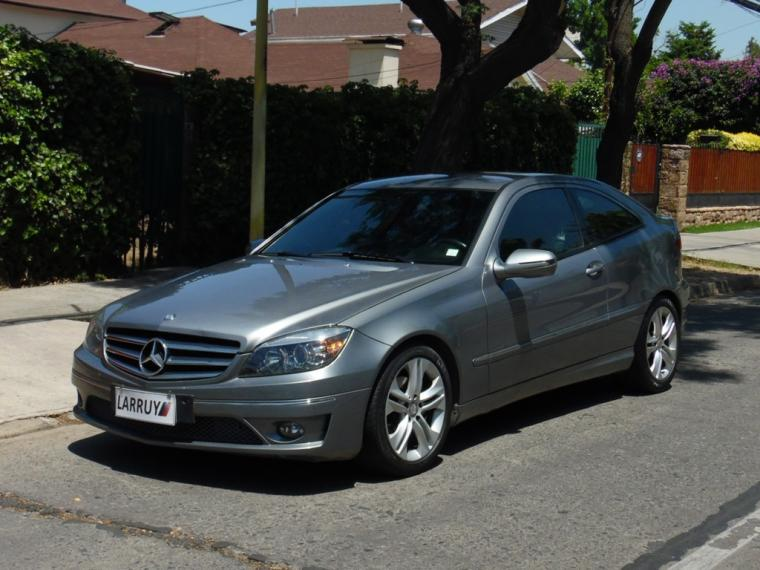 MERCEDES BENZ CLC 180 2011