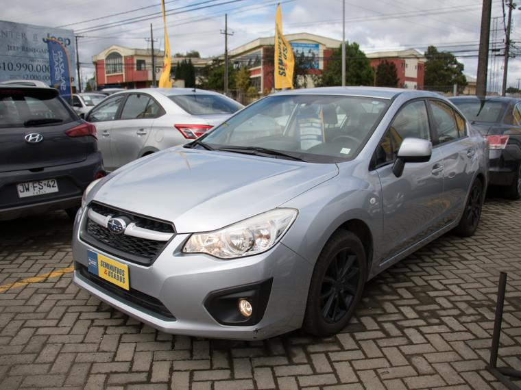 SUBARU IMPREZA ALL NEW  XS AWD 2.0I 2014