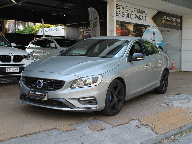 VOLVO S60  T6 R DESIGN 300HP 2014