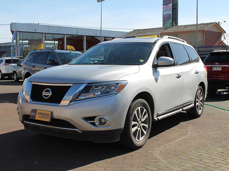 NISSAN PATHFINDER PATHFINDER ADVANCE AWD 3.5 AUT 2016