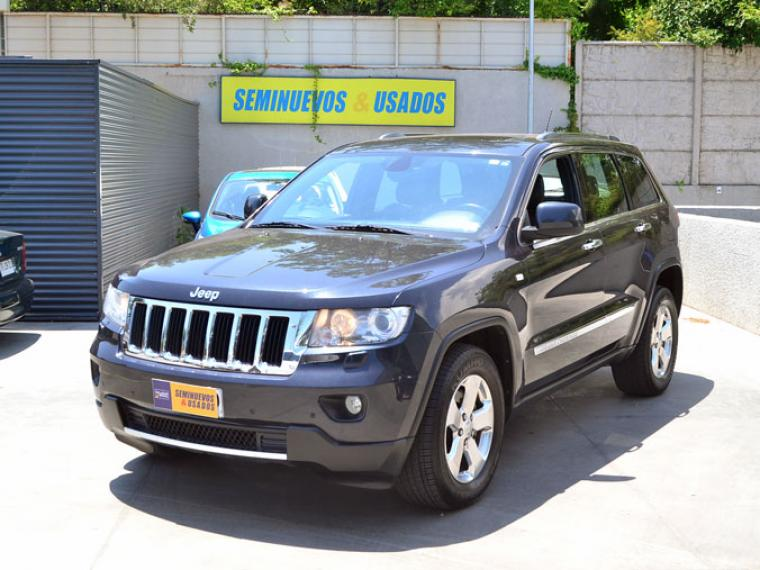 JEEP GRAND CHEROKEE GRAND CHEROKEE LIMITED 5.7 AUT 2013