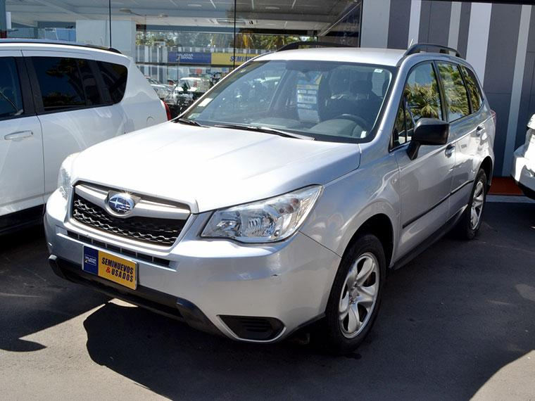 SUBARU FORESTER ALL NEW  X CVT 2.0 2014