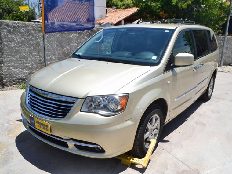 CHRYSLER TOWN & COUNTRY GRAND TOWN COUNTRY TOURING 3.6 AUT 2011