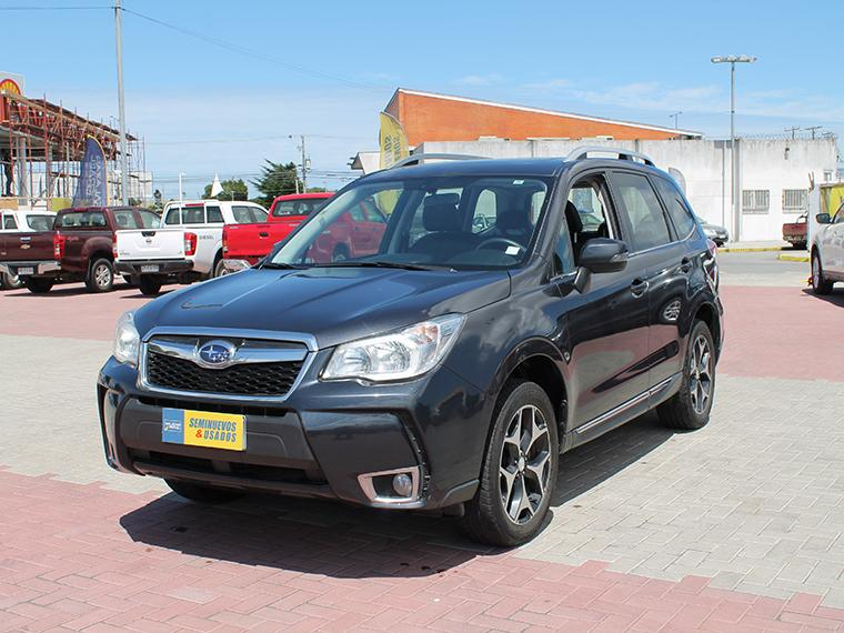 SUBARU FORESTER ALL NEW FORESTER LTD AWD 2.5I AUT 2015