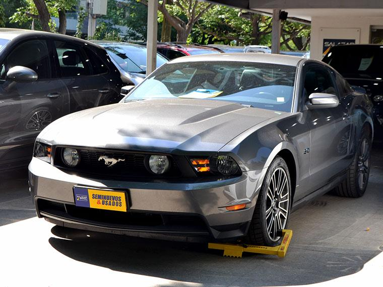 FORD MUSTANG MUSTANG GT 5.0 AUT 2011