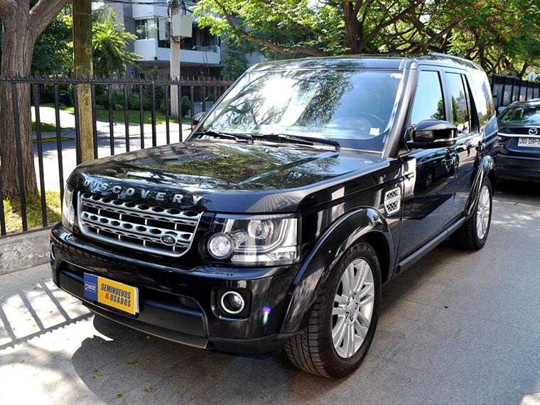 LAND ROVER DISCOVERY DISCOVERY 4 3.0 2016