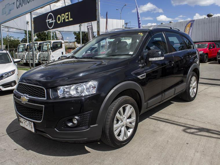 CHEVROLET CAPTIVA  LT FULL  AWD 2.4  AT 2015