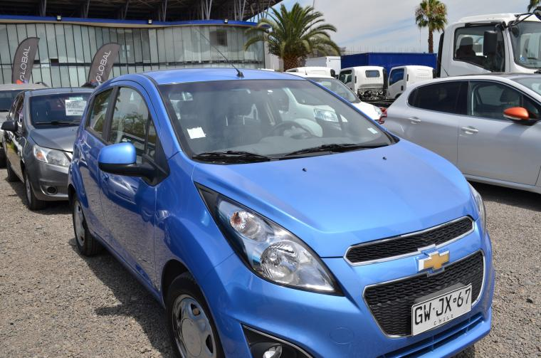 Inalco Usados Chevrolet Spark Gt Lt 12 2015 Id170844