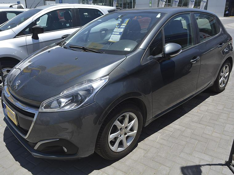 PEUGEOT 208   ACTIVE PACK 1.2 PURETECH 82HP E6 2017 2017