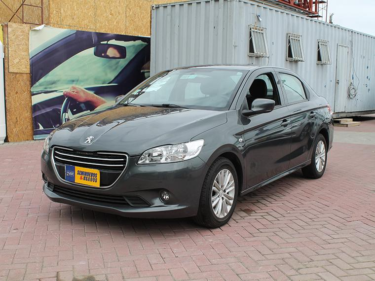 PEUGEOT 301  ACTIVE PACK 1.6 VTI 115 HP EAT6 2016 2016